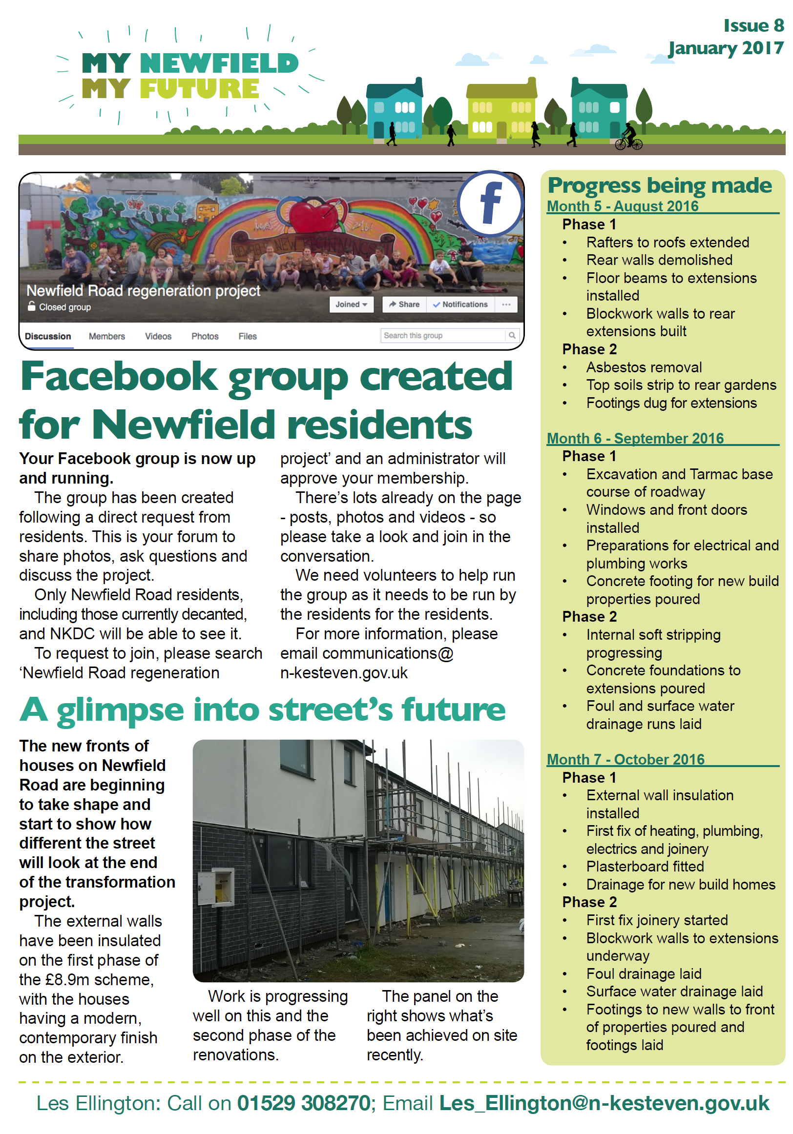 Jan 17 page 1 Newfield Road newsletter