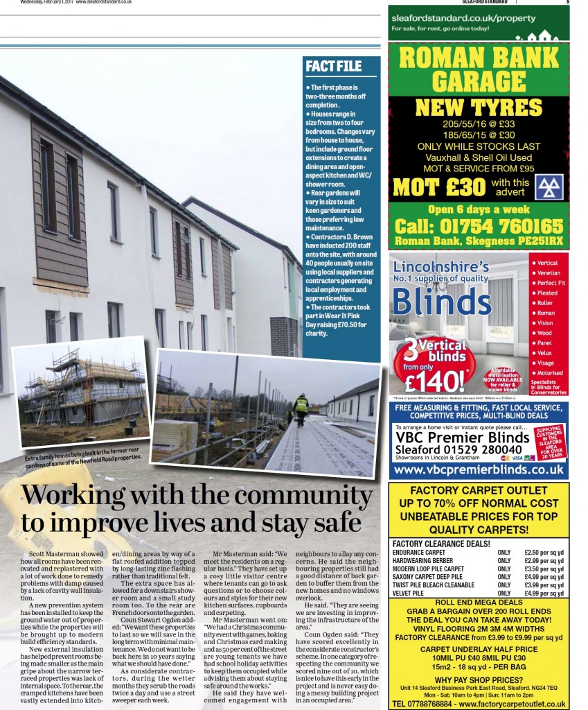 Sleaford Standard Page 2
