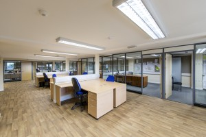 New offices - 22 May 2015