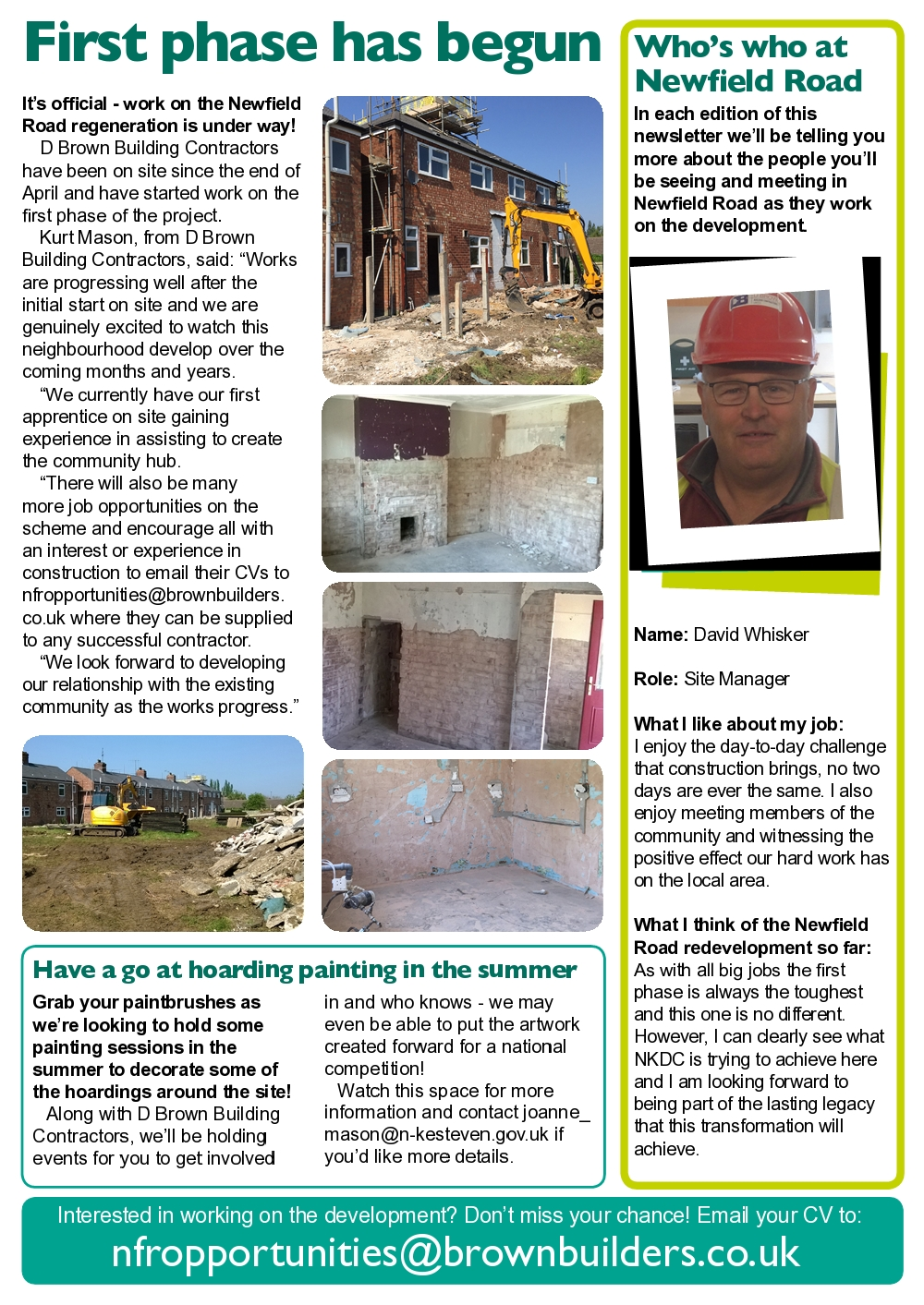 newfield newsletter june 2016 page 2