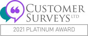 2021 platinum award